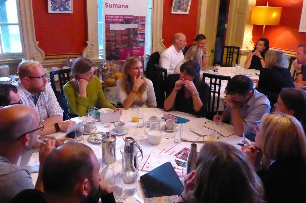 Reporting Back: Insights from Our Roundtable in London